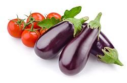 Aubergine Informationen und Kalorien / Nährwerte