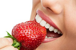 Erdbeeren Informationen und Kalorien / Nährwerte