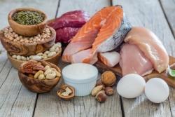 Eiweiß und Protein