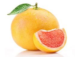 Grapefruit Informationen und Kalorien / Nährwerte