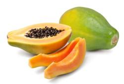 Papaya Informationen und Kalorien / Nährwerte