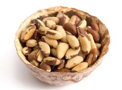 Superfood Paranüsse Informationen und Kalorien / Nährwerte